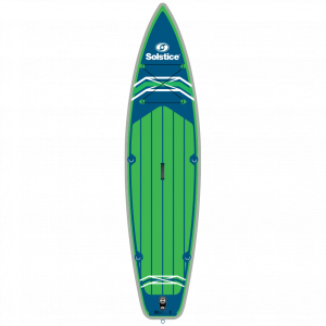 Solstice 11' Touring Stand Up Paddle Board iSUP Kit 36112