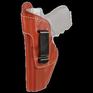 Blackhawk Leather IWB Holster w/ Clip - Sig P238 - Left Hand