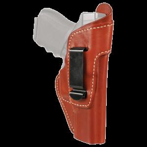 Blackhawk Leather IWB Holster w/ Clip - S&W M&P Bodyguard 380 - Right Hand