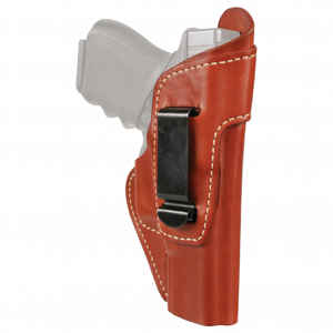 """Blackhawk Leather IWB Holster w/ Clip - Springfield XDS - 3.3"""" Barrel - Right Hand"""