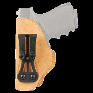 Blackhawk Leather Tuckable IWB Holster - Colt 1911 Commander - Left Hand