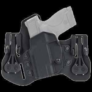 Blackhawk Leather Tuckable Pancake Holster - Ruger SP101 / LCR - Left Hand