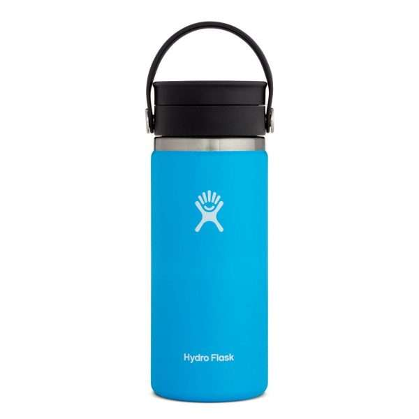 HYDRO FLASK 16 OZ WIDE MOUTH FLEX SIP LID PACIFIC