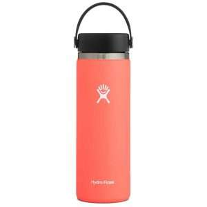 HYDRO FLASK 20 OZ WIDE MOUTH FLEX SIP LID HIBISCUS