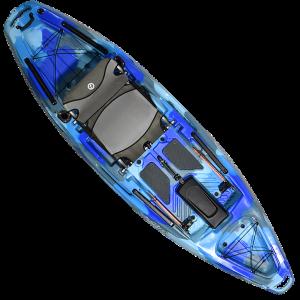 Feelfree Moken 10 V2 Sit-On-Top Kayak - Ocean Camo