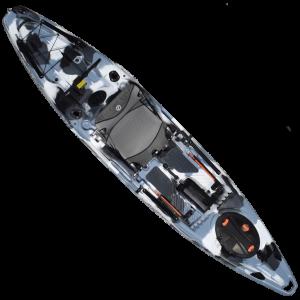 Feelfree Moken 12.5 V2 Sit-On-Top Kayak - Winter Camo