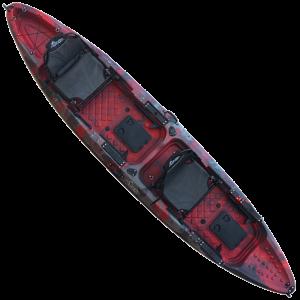 Tidal - The Vista Tandem Sit-On-Top Fishing Kayak