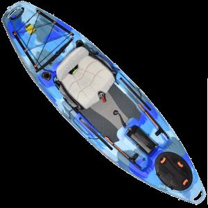 Feelfree Lure 10 V2 Kayak - Ocean Camo