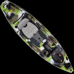 Feelfree Lure 11.5 V2 Sit-On-Top Kayak - Lime Camo