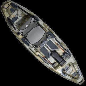 Feelfree Moken 10 V2 Sit-On-Top Kayak - Desert Camo