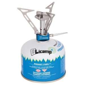 Liberty Mountain Olicamp Vector Stove