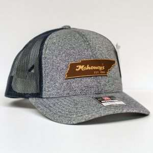 Mahoney's Tennessee Low Pro Heather Trucker Hat 115CH